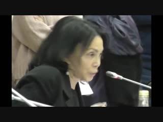 Речь главы Совета по правам человека МО. А вы вкладываете в бюджет