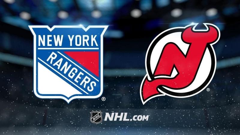 New York Rangers vs New Jersey Devils | 17.09.2018 | NHL Preseason 2018