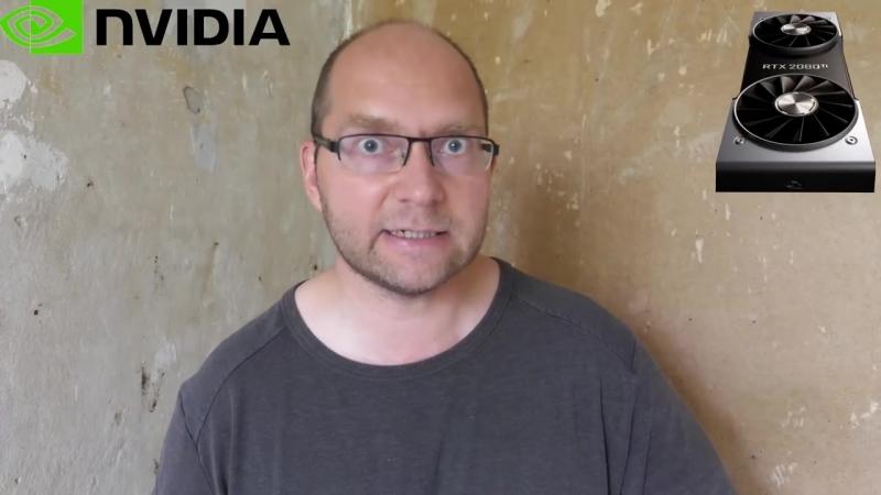 [Technopark] Nvidia RTX 2080 Ti vs GTX 1080 Ti Почему ЭТУ ВИДЕОКАРТУ надо купить