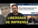 Promotor processado por Lula processa Eduardo Guimarães