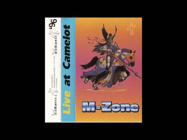 M zone Camelot Tape Live At Trax 1996
