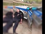 полицейский застрелил напавшего на него велосипедного вора