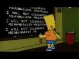Симпсоны-Сезон 5 Серия 19 (Песня  Скиннера Баадассссса)