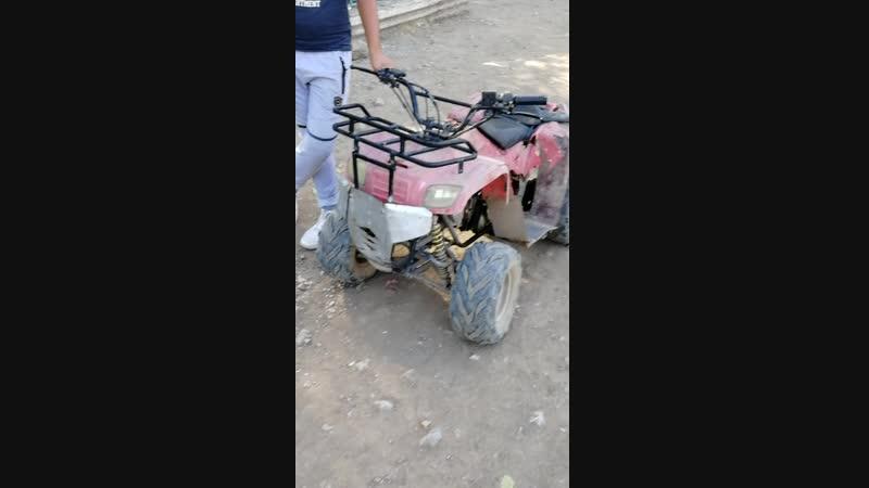 Прокат квадроциклов в г. Арсланбоб Киргизия