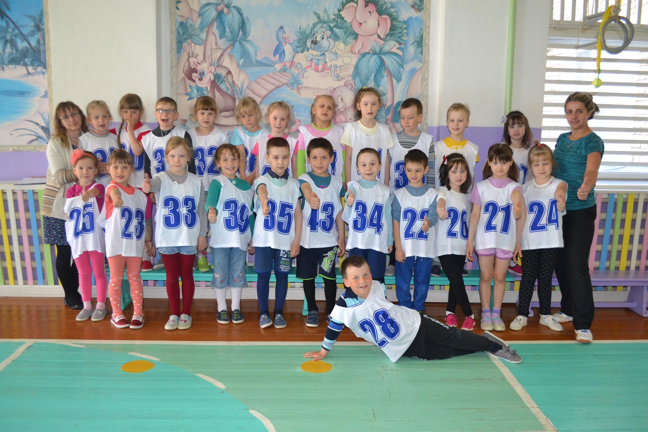 В течение первого полугодия 2018 года 56 удорских дошкольников из 3 детских садов и 1 дошкольной группы при общеобразовательной организации присоединились к движению ВФСК ГТО