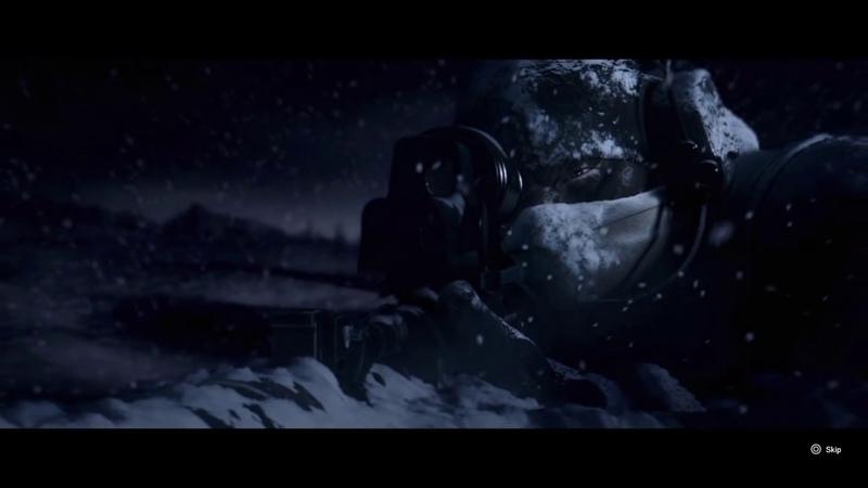 Rainbow Six Siege Glaz Operator Video