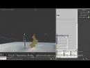 Эффекты частиц торнадо в 3Ds Max и FumeFX
