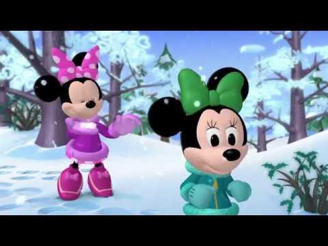 Клуб Микки Мауса - Зимний бал бантиков - Мультфильм Disney Узнавайка | Спецвыпуск