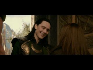 Тор: Царство Тьмы/ Thor: The Dark World (2013) Трейлер №2