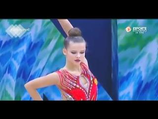 Ekarerina Selezneva - ribbon (final) // World Cup - Tashkent, Uzbekistan - 20-22.04.18