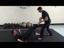 Pencak Silat Indonesian Martial Arts Class in Austin Texas Leg Breaks and Controls