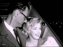 Marilyn Monroe arriving in Los Angeles for the filming of Let's Make Love 1959