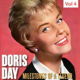 Doris Day альбом Milestones of a Legend - Doris Day, Vol. 4