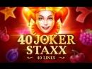 40 Joker Staxx - Playson