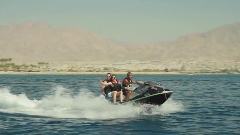Eilat- Wet and Wild Adventure