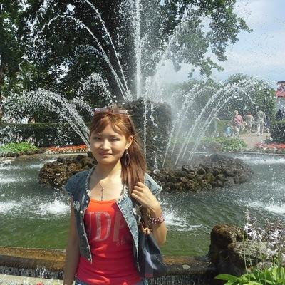 Нигина Токтасынова, 2 июля 1992, Гатчина, id36628689