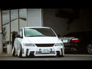 Honda odyssey rb1 rb2 tuning cars