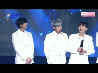 [RAW|VK][20.09.2017] Soribada Best K-Music Awards 2017 - MONSTA X (몬스타엑스) won Bonsang Awards