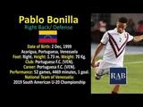 Pablo Bonilla - Right Backdefense - Venezuela RAB SPORT