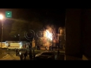Крупный пожар произошел в общежитии на Ямале погибли два человека
