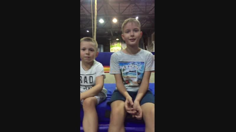 Отзыв 2 о батутном центре JUMPER Кемерово 14.11.18