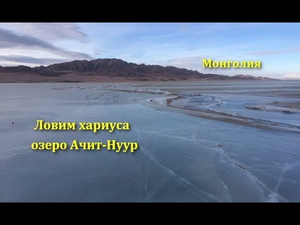 🐟 Рыбалка в Монголии озеро Ачит Нуур