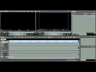 RADDAX.RU Canopus Edius: Урок 2 Стандартный интерфейс программы