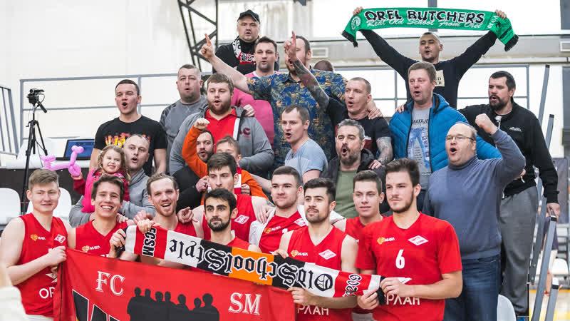 OLDSCHOOL FRIENDS на матче МЛБЛ-Москва