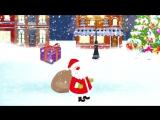 10 новогодних и рождественских песен. Видео для детей. Наше всё (online-video-cutter.com)