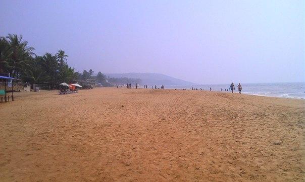 Пляжи мира: Индийские музыкальные пески