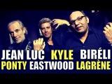 Jean Luc Ponty, Bireli Lagrene &amp Kyle Eastwood - Festival de Jazz de Vitoria-Gasteiz 2017