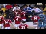 Aktobe - Dinamo Kiev 1-1 Geinrih Goal
