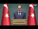 İbrahim Kalın'dan 'İstiklal Marşı' krizine ilişkin sert tepki! SİYASET Haberler282