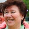Lyudmila Shebolaeva