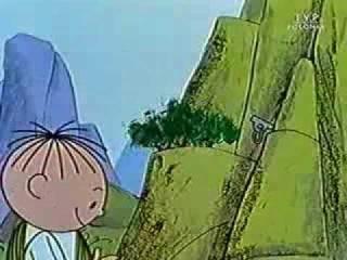 Лелик и Болик   Прогулка в горах 38 серия),смешной мультфильм для детей