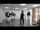 Коллектив Мир танца . Чечетка. Зимний вечер в Гаграх