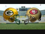 NFL Packers vs 49ers