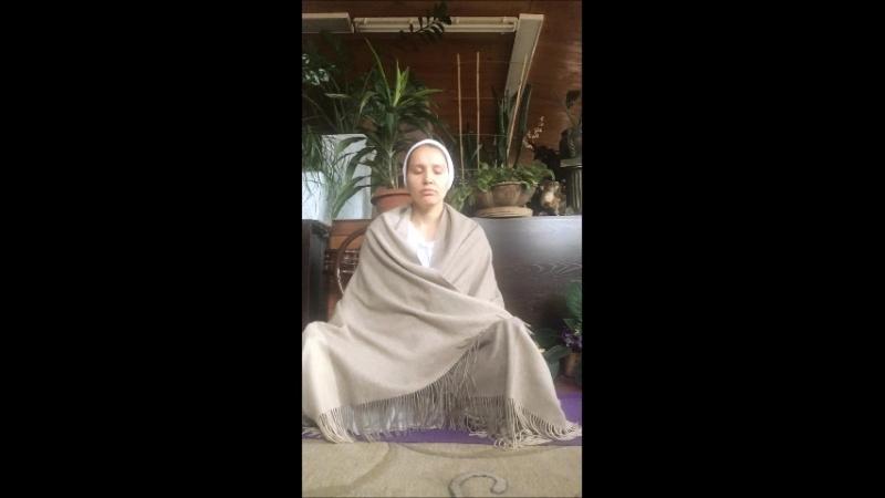 Крия Кундалини йоги для беременных