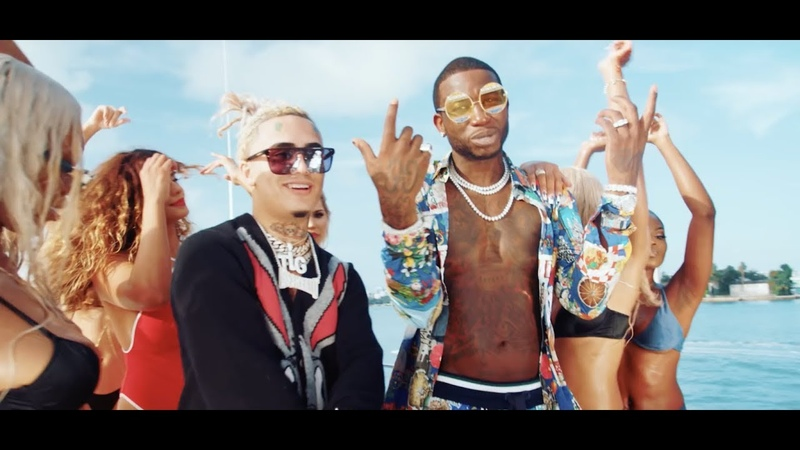 Gucci Mane Kept Back feat Lil Pump Official Music Video HHH