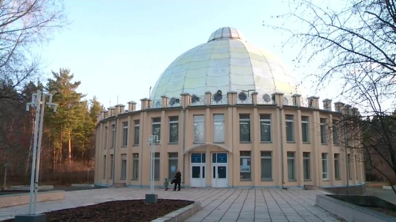 Молодёжный центр Родина в Бийске открылся после ремонта (Будни, 26.10.17г, Бийск