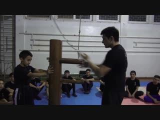 Ташкент школа вин чун