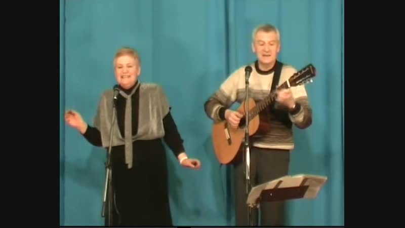 Наталья и Валерий Толочко - на Вечере...12.03.2011г.