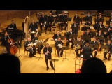Цфасман - Интермеццо для кларнета с оркестром (исп.Н.Богданов и Адмиралтейский оркестр)