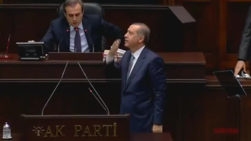 Recep Tayyip Erdoğan - AK Parti Seçim Müziği 2014 (Uğur Işılak - Dombra).mp4