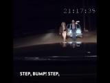 STEP, BUMP! STEP, BUMP-BUMP!!!