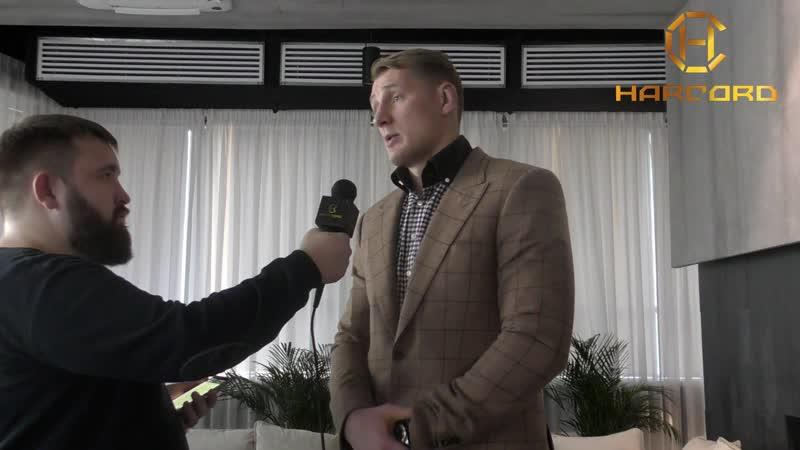 Александр Волков: Хочу встретиться с Миочичем, Дос Сантосом или Оверимом