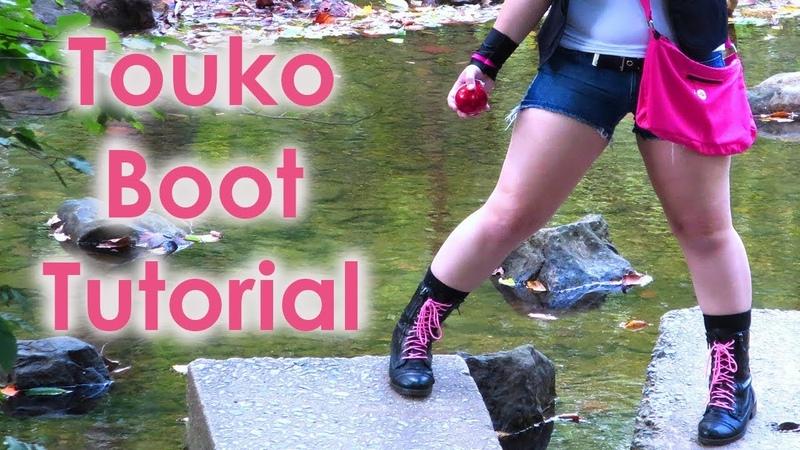 Touko [Pokemon] Cosplay Tutorial Part 1: Boots