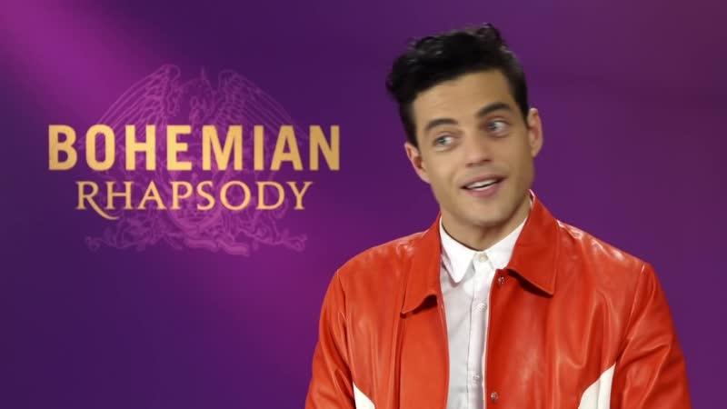 Bohemian Rhapsody, Rami Malek sulle difficoltà produttive e i tanti Freddie Mercury