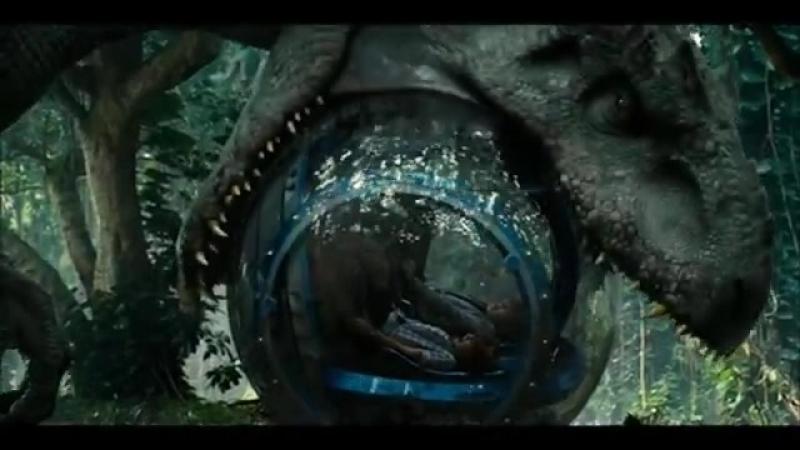 Мир где есть динозавры