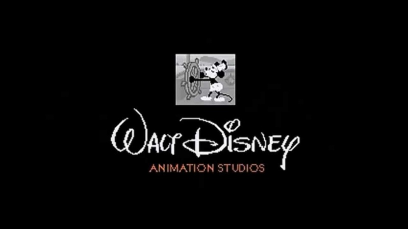 Disney / Walt Disney Animation Studios (Wreck-It Ralph Variant)